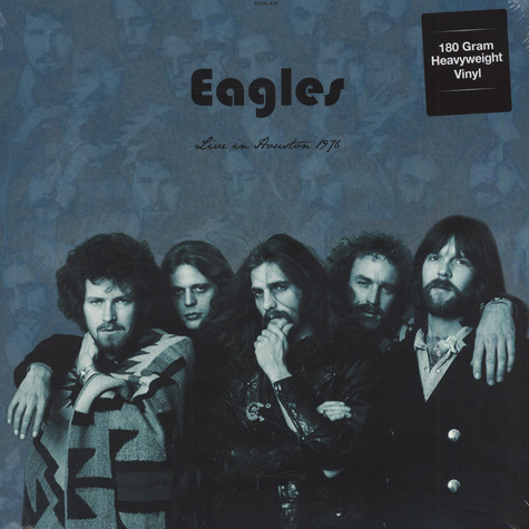 Eagles, The - Live In Houston, TX November 6, 1976 180g Vinyl Edition