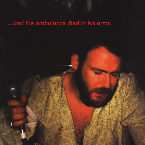 Coil - And The Ambulance Died In His Arms Grey Vinyl Edition