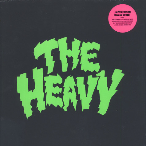 Heavy, The - Hurt & The Merciless Limited Box