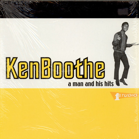 Ken Boothe - A Man And His Hits