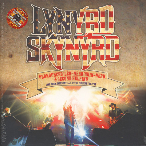 Lynyrd Skynyrd - Live From The Florida Theater