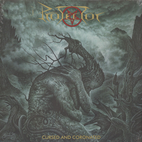 Protector - Cursed And Coronated Colored Vinyl Edition