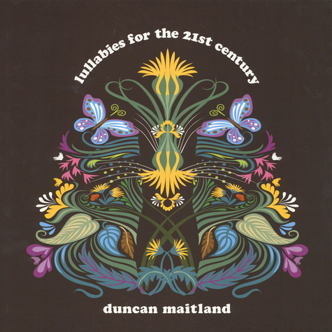 Duncan Maitland - Lullabies For The 21th Century