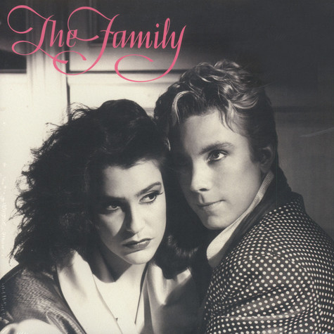 Family - The Family (Nothing Compares 2 U / Screams Of Passion)