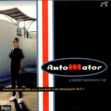 Dan The Automator - A Better Tomorrow EP