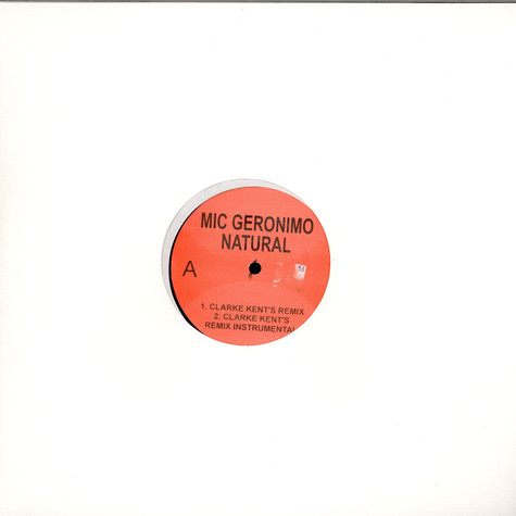 Mic Geronimo - Natural (Remixes)