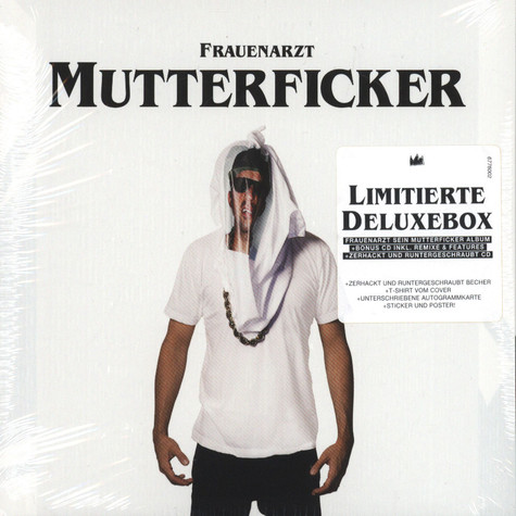 Frauenarzt - Mutterficker Limited Box Set Edition