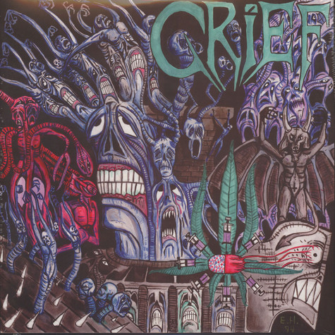 Grief - Come To Grief Black Vinyl Edition