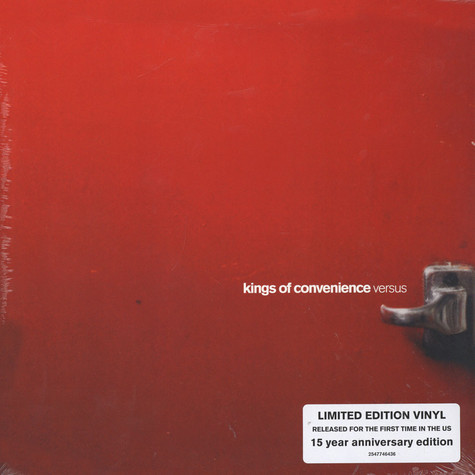 Kings Of Convenience - Versus
