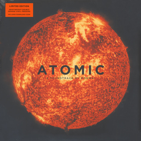Mogwai - Atomic Limited Edition