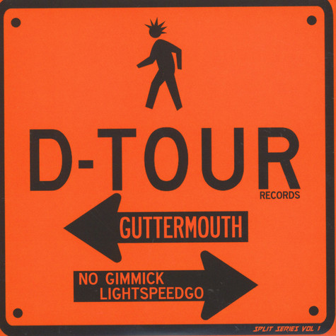 Guttermouth / LightSpeedGo / No Gimmick - Split