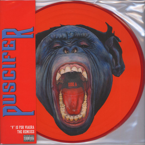 Puscifer - V Is For Viagra - The Remixes Picture Disc Edition