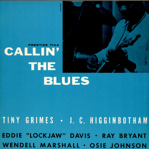Tiny Grimes With J.C. Higginbotham - Callin' The Blues