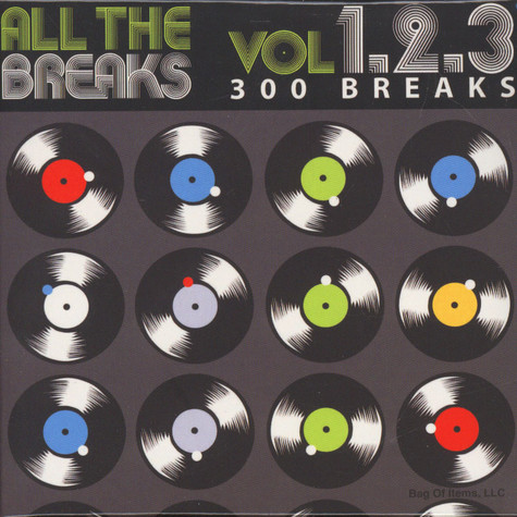 All The Breaks - Volume 1+2+3