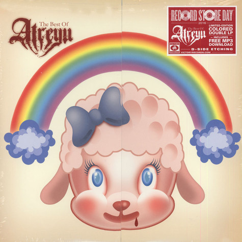 Atreyu - The Best Of Atreyu