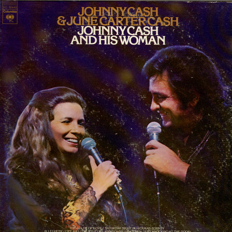 Johnny Cash & June Carter Cash - Johnny Cash And His Woman