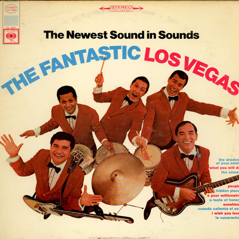 Fantastic Los Vegas, The - The Newest Sound In Sounds