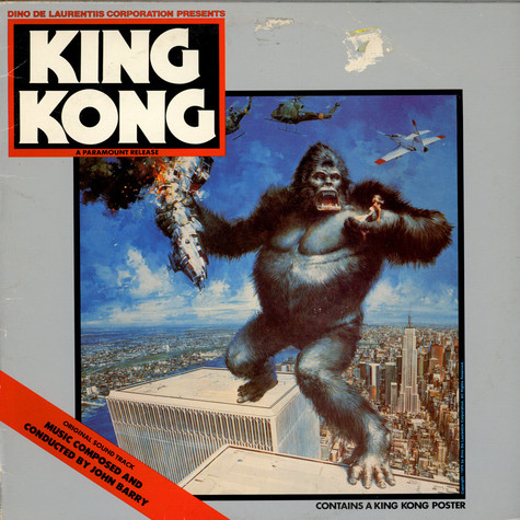 John Barry - OST King Kong