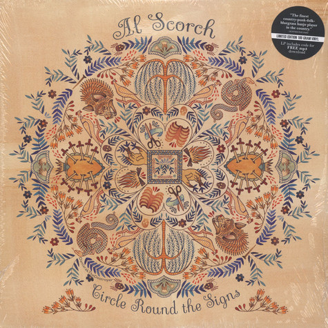 Al Scorch - Circle Round The Signs (Heavyweight LP+MP3)