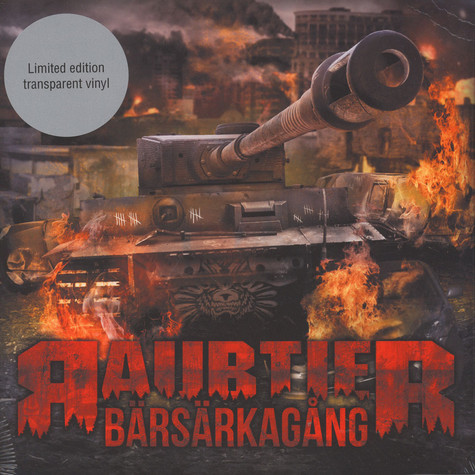 Raubtier - Bärsärkagang Clear Colored Vinyl Edition
