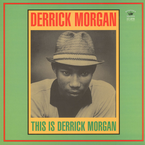 Derrick Morgan - This Is Derrick Morgan
