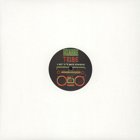 A Tribe Called Quest Vs. The Pharcyde - A Quest To The Pharcyde Instrumentals