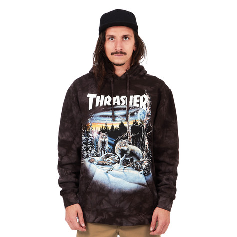 Thrasher - 13 Wolves Hoodie