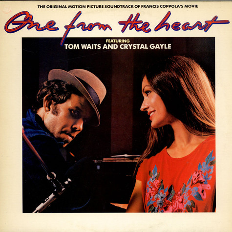 Tom Waits And Crystal Gayle - OST One From The Heart