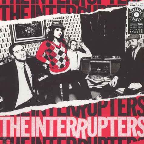 Interrupters, The - The Interrupters RSD Edition