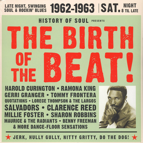V.A. - The Birth Of The Beat