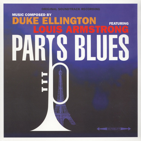 Duke Ellington & Louis Armstrong - OST Paris Blues
