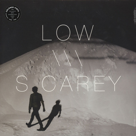 Low / S.Carey (of Bon Iver) - Not a Word b/w I Won't Let You