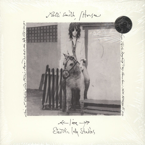 Patti Smith - Horses / Live At Electric Lady Studios