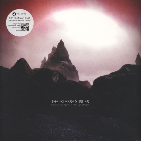Blessed Isles, the - Straining Hard Against The Strength Of Night Black Vinyl Edition