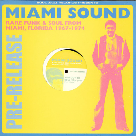 Helene Smith / James Knight & The Butlers - Miami Sound (Pre-Release)