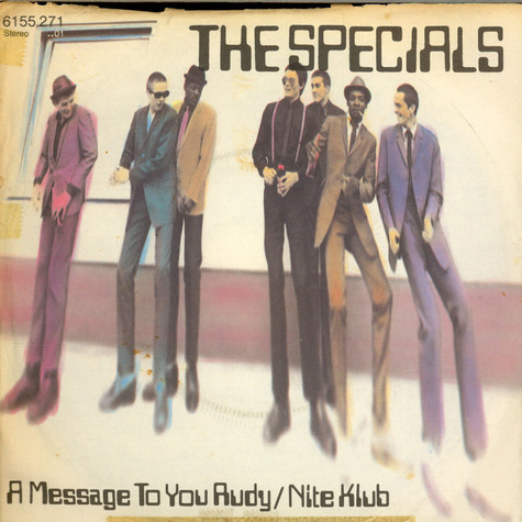 The Specials - A Message To You Rudy / Nite Klub
