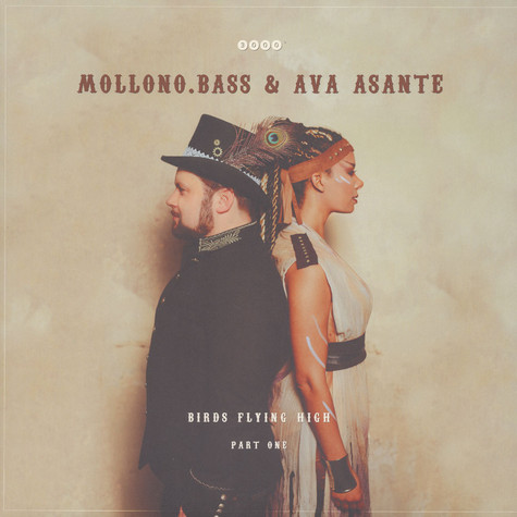 Mollono.Bass & Ava Asante - Birds Flying High Part 1