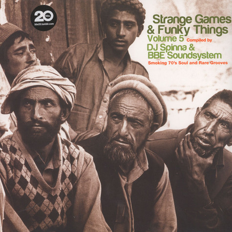 Strange Games And Funky Things - Volume 5 - DJ Spinna & BBE Soundsystem