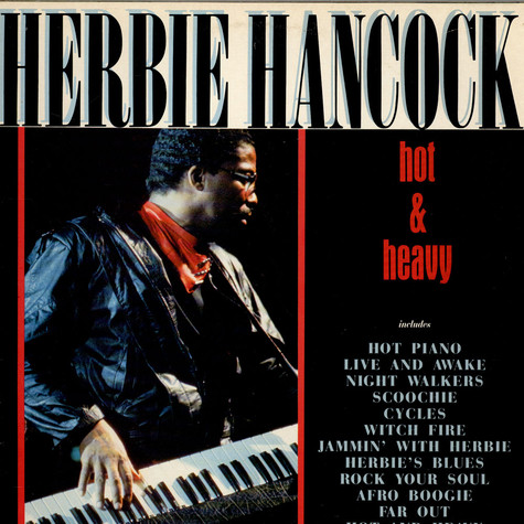 Herbie Hancock - Hot & Heavy