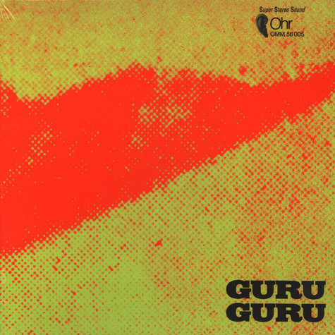 Guru Guru - Ufo Colored Vinyl Edition