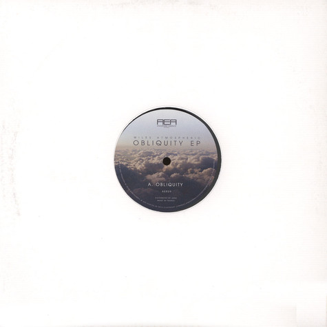Miles Atmospheric - Obliquity EP