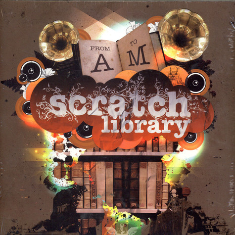 DJ Crates - Scratch Library (From A To M)
