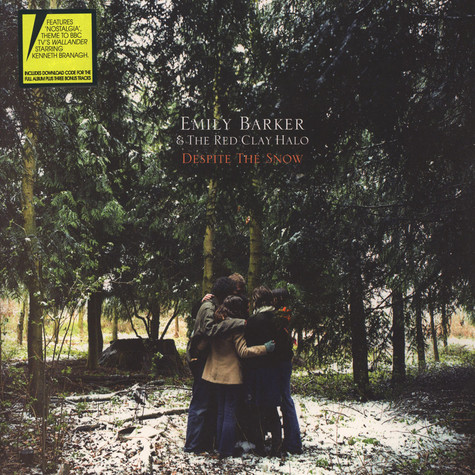 Emily Barker & The Red Clay Halo - Despite The Snow