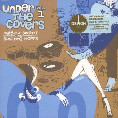 Susanna Hoffs & Matthew Sweet - Under The Covers Volume 1