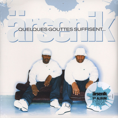 Arsenik - Quelques Gouttes Suffisent … (Damaged Sleeve)