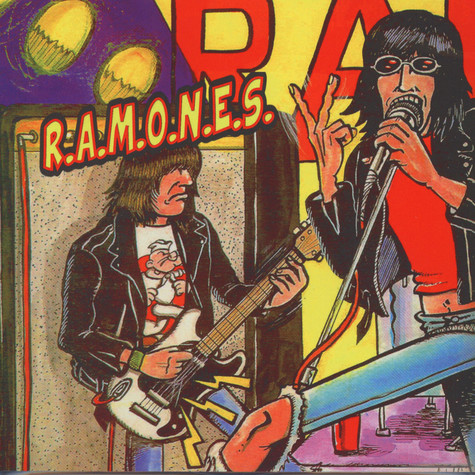 Ramones - R.a.m.o.n.e.s. / Anyway You Want It