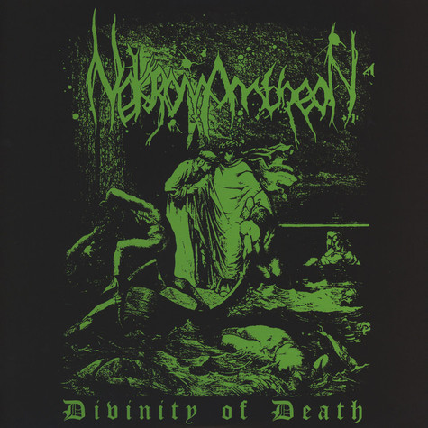 Nekromantheon - Divinity Of Death Black Vinyl Edition