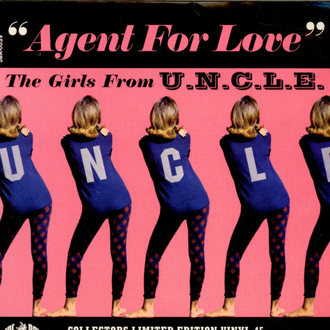 Girls From U.N.C.L.E. / The Guys From Uncle - Agent For Love / The Spy