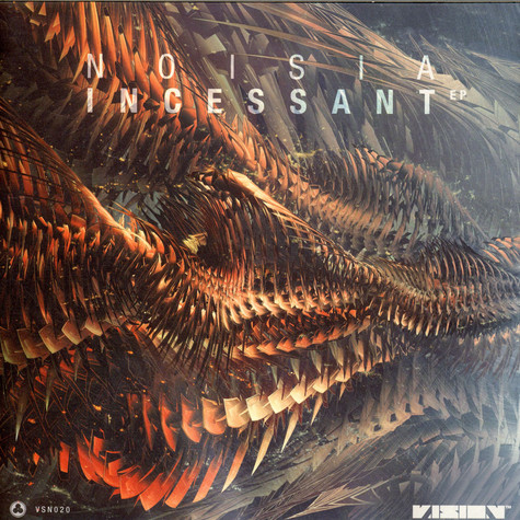 Noisia - Incessant EP