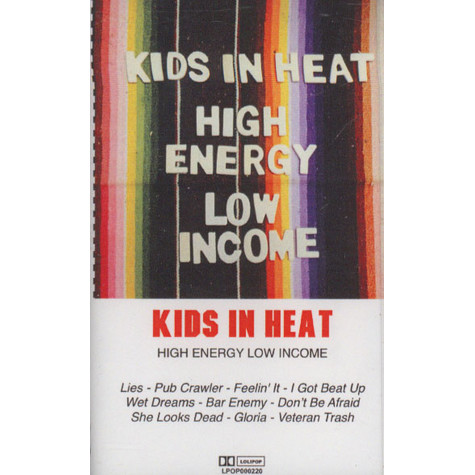 Kids In Heat - High Energy Low Income